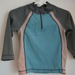 Blue and Grey Lycra - SW1